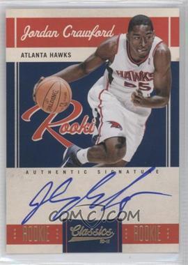 2010-11 Panini Classics #151 - Jordan Crawford /699