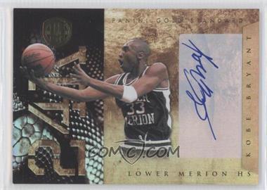 2010-11 Panini Gold Standard - 24K Kobe - Signatures [Autographed] #1 - Kobe Bryant /49