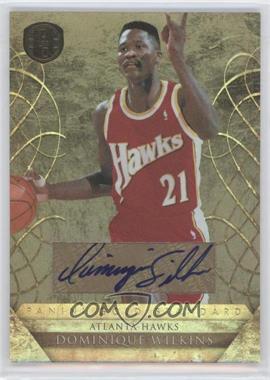 2010-11 Panini Gold Standard - [Base] - Signatures [Autographed] #211 - Dominique Wilkins /99