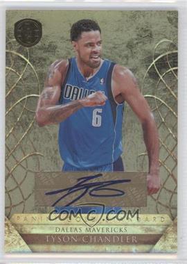 2010-11 Panini Gold Standard - [Base] - Signatures [Autographed] #37 - Tyson Chandler /199