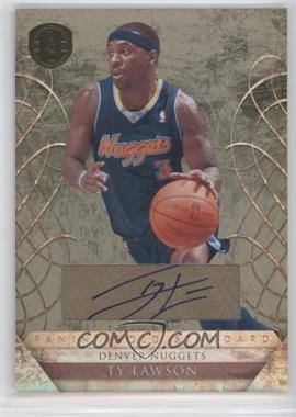 2010-11 Panini Gold Standard - [Base] - Signatures [Autographed] #5 - Ty Lawson /299