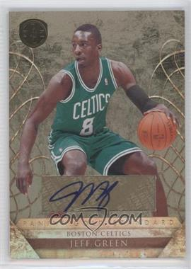 2010-11 Panini Gold Standard - [Base] - Signatures [Autographed] #55 - Jeff Green /299