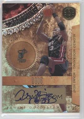 2010-11 Panini Gold Standard - Gold Rings - Signatures [Autographed] #7 - Alonzo Mourning /25