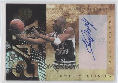 2010-11 Panini Gold Standard 24K Kobe Signatures [Autographed] #1 - Kobe Bryant /49