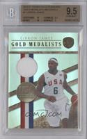 Lebron James /299 [BGS 9.5]