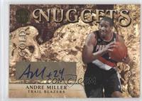 Andre Miller /99