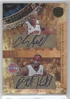 Richard Hamilton, Chauncey Billups /50