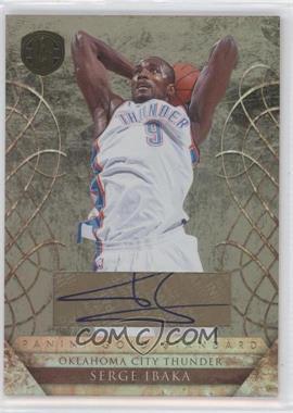 2010-11 Panini Gold Standard Signatures [Autographed] #108 - Serge Ibaka /299