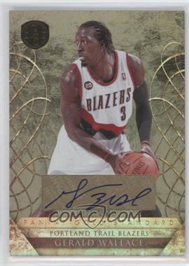 2010-11 Panini Gold Standard Signatures [Autographed] #121 - Gerald Wallace /99