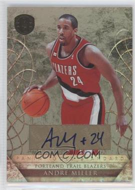 2010-11 Panini Gold Standard Signatures [Autographed] #144 - Andre Miller /199