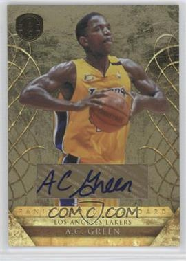 2010-11 Panini Gold Standard Signatures [Autographed] #210 - A.C. Green /99