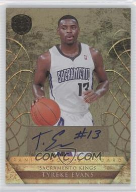 2010-11 Panini Gold Standard Signatures [Autographed] #24 - Tyreke Evans /25