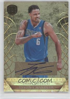 2010-11 Panini Gold Standard Signatures [Autographed] #37 - Tyson Chandler /199