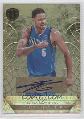 2010-11 Panini Gold Standard Signatures [Autographed] #37 - Tyson Chandler /199