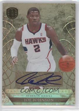 2010-11 Panini Gold Standard Signatures [Autographed] #43 - Joe Johnson /49