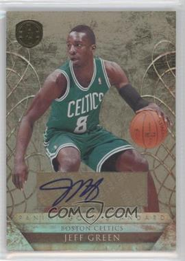 2010-11 Panini Gold Standard Signatures [Autographed] #55 - Jeff Green /299