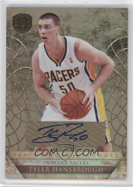 2010-11 Panini Gold Standard Signatures [Autographed] #82 - Tyler Hansbrough /199