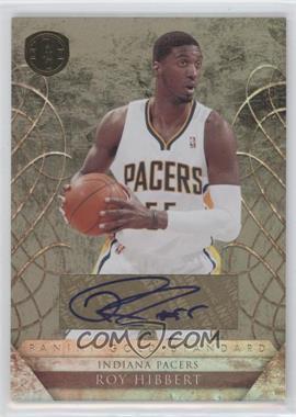 2010-11 Panini Gold Standard Signatures [Autographed] #95 - Roy Hibbert /299