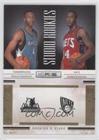 Wesley Johnson, Derrick Favors /499