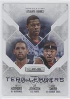 Al Horford, Joe Johnson, Josh Smith /199
