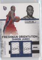 Damion James /49