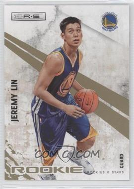 2010-11 Panini Rookies & Stars Gold #129 - Jeremy Lin /499