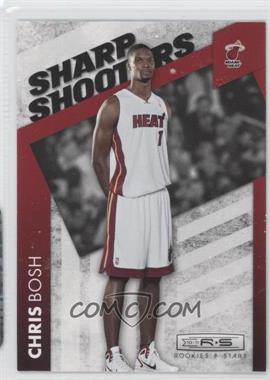 2010-11 Panini Rookies & Stars Sharp Shooters #13 - Chris Bosh