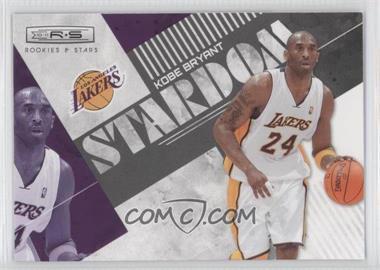 2010-11 Panini Rookies & Stars Stardom #1 - Kobe Bryant