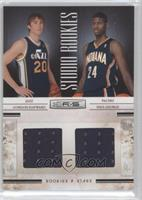 Gordon Hayward, Paul George /399
