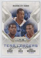 Jeff Green, Kevin Durant, Russell Westbrook /499