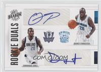 Dominique Jones, Quincy Pondexter /99