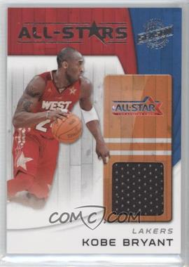 2010-11 Panini Season Update All-Stars Materials [Memorabilia] #24 - Kobe Bryant