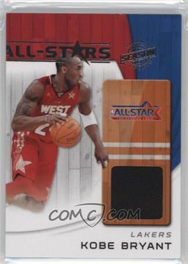 2010-11 Panini Season Update All-Stars Materials [Memorabilia] #24 - Kobe Bryant