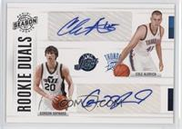 Cole Aldrich, Gordon Hayward /99