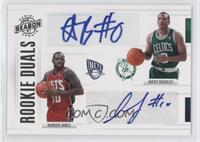 Avery Bradley, Damion James /99