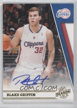 2010-11 Panini Season Update Signatures [Autographed] #169 - Blake Griffin /15