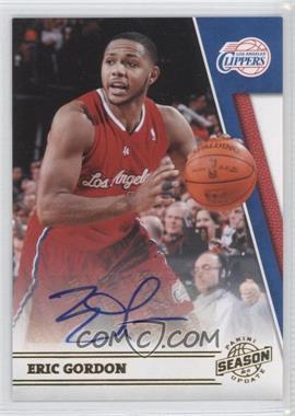 2010-11 Panini Season Update Signatures [Autographed] #171 - Eric Gordon /299