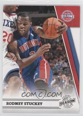 2010-11 Panini Season Update Silver #50 - Rodney Stuckey /99