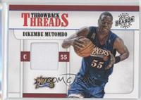 Dikembe Mutombo /299