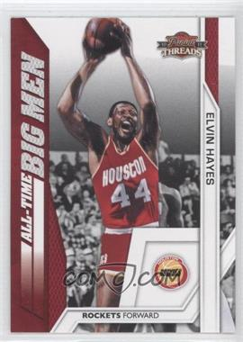 2010-11 Panini Threads - All-Time Big Men #10 - Elvin Hayes