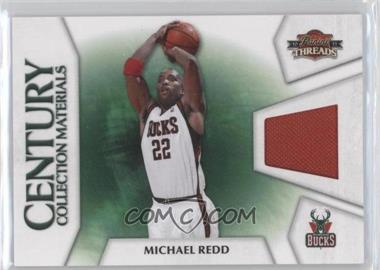2010-11 Panini Threads Century Collection Materials #24 - Michael Redd /399