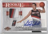 Luke Babbitt /25