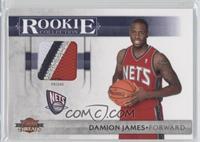 Damion James /50
