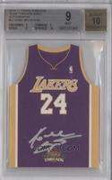 Kobe Bryant (Base) /99 [BGS9]