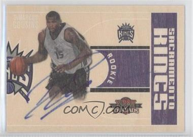 2010-11 Panini Threads #9 - DeMarcus Cousins /399