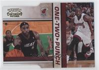Lebron James, Dwyane Wade /99