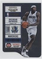Brendan Haywood /99