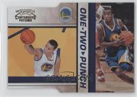 Stephen Curry, Monta Ellis /99