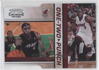 Lebron James, Dwyane Wade /299