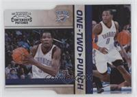 Kevin Durant, Russell Westbrook /299